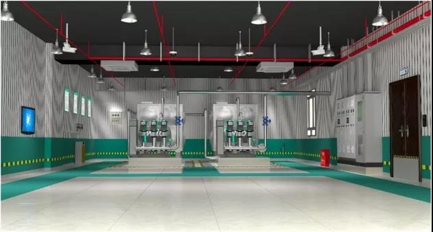 威乐智慧泵房系统